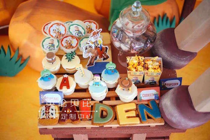 玩具总动员美女挑战a玩具生日派对图片