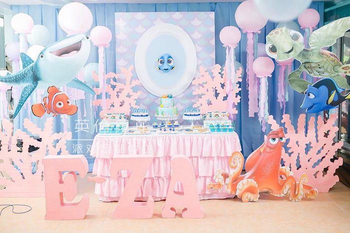 多莉主题生日派对