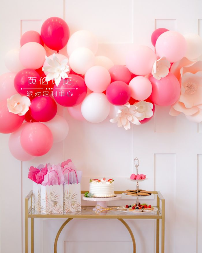 Tea & Toast Mother's Day Party【英伦贝芘|宝宝宴会派对分享收集平台】