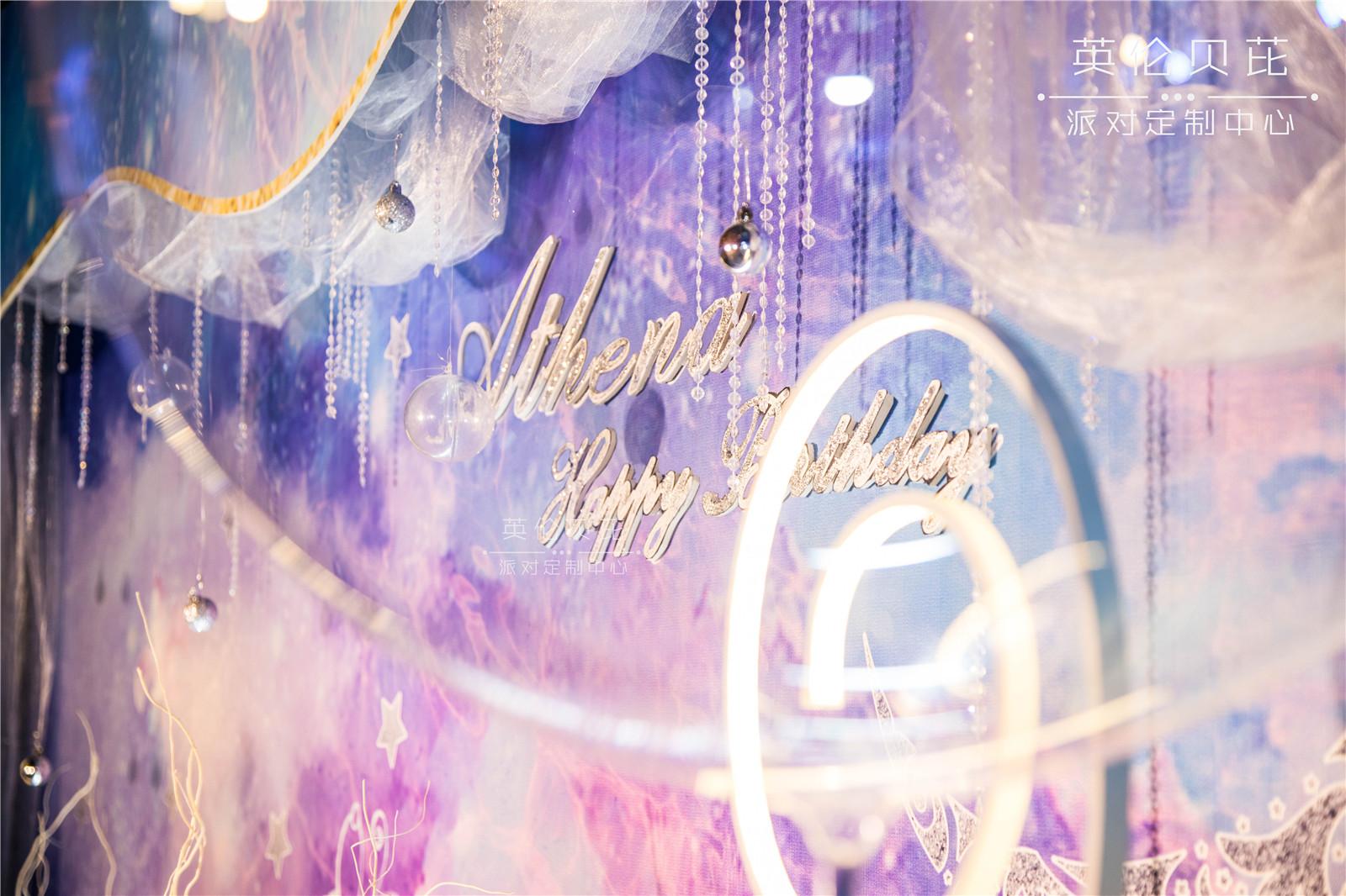 梦幻城堡 l 十岁生日派对策划