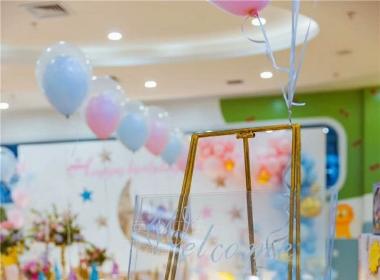 梦幻主题10岁宝宝集体派对