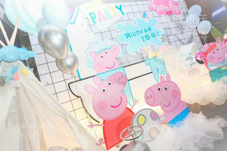儿童生日派对常用到哪些气球造型,又该如何布置?
