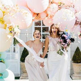 最流行的婚礼趋势,一起来看看吧!