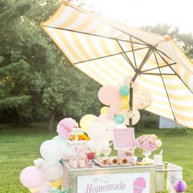 夏日冰淇淋派对