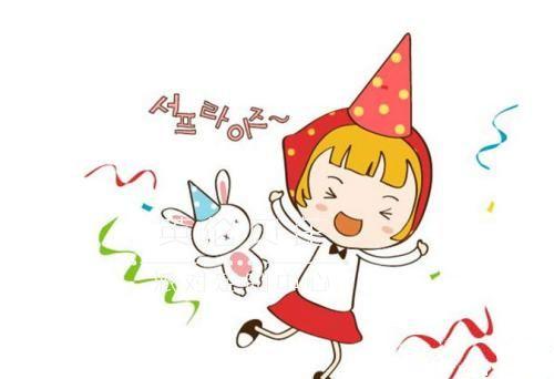 小朋友生日祝福语