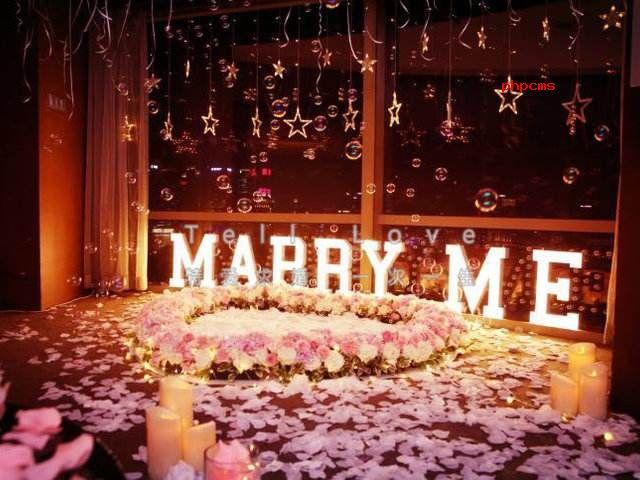 求婚策划方案文稿