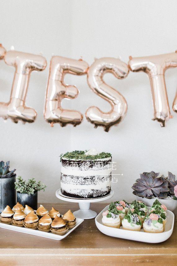 墨西哥卷饼黑白主题生日party