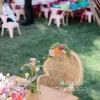 绚丽的波西米亚风格主题生日party