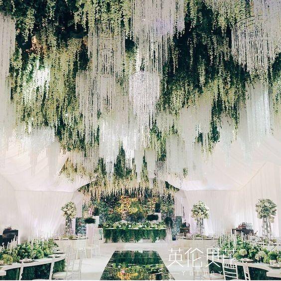 婚礼布置现场