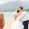 海滩上的私密婚礼