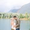 铁锈色山间婚礼
