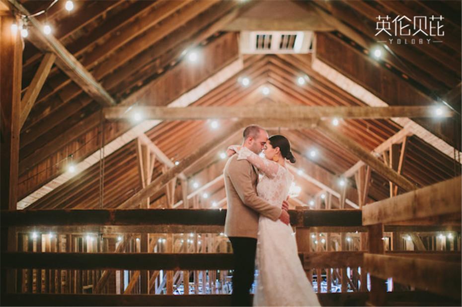 精致复古的农场婚礼