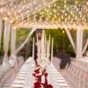 婚礼中灯光的重要性