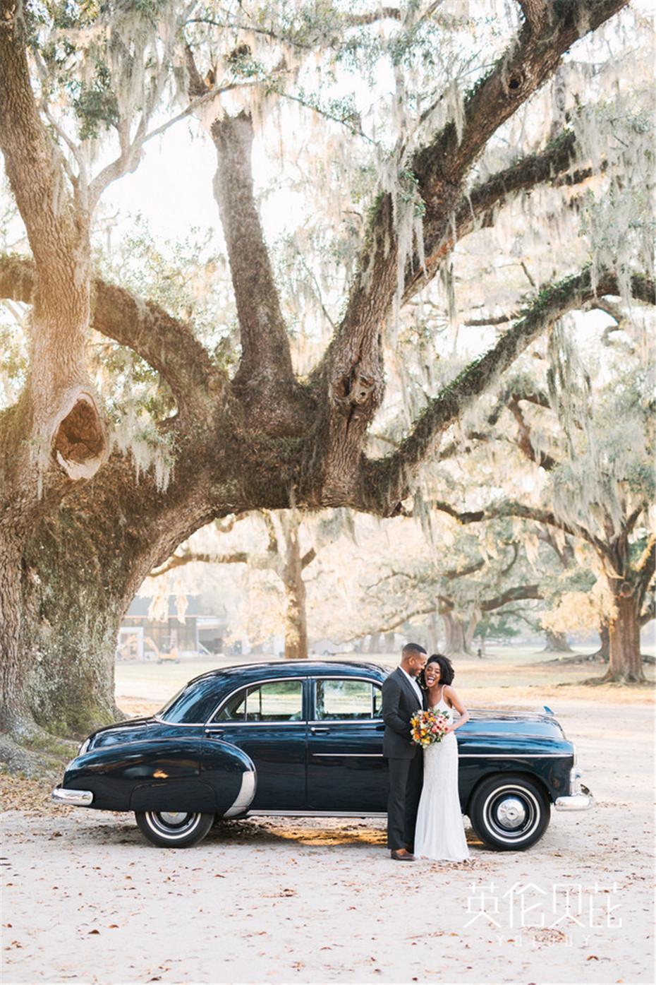 充满南方魅力的农舍婚礼