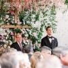 浪漫的花卉婚礼