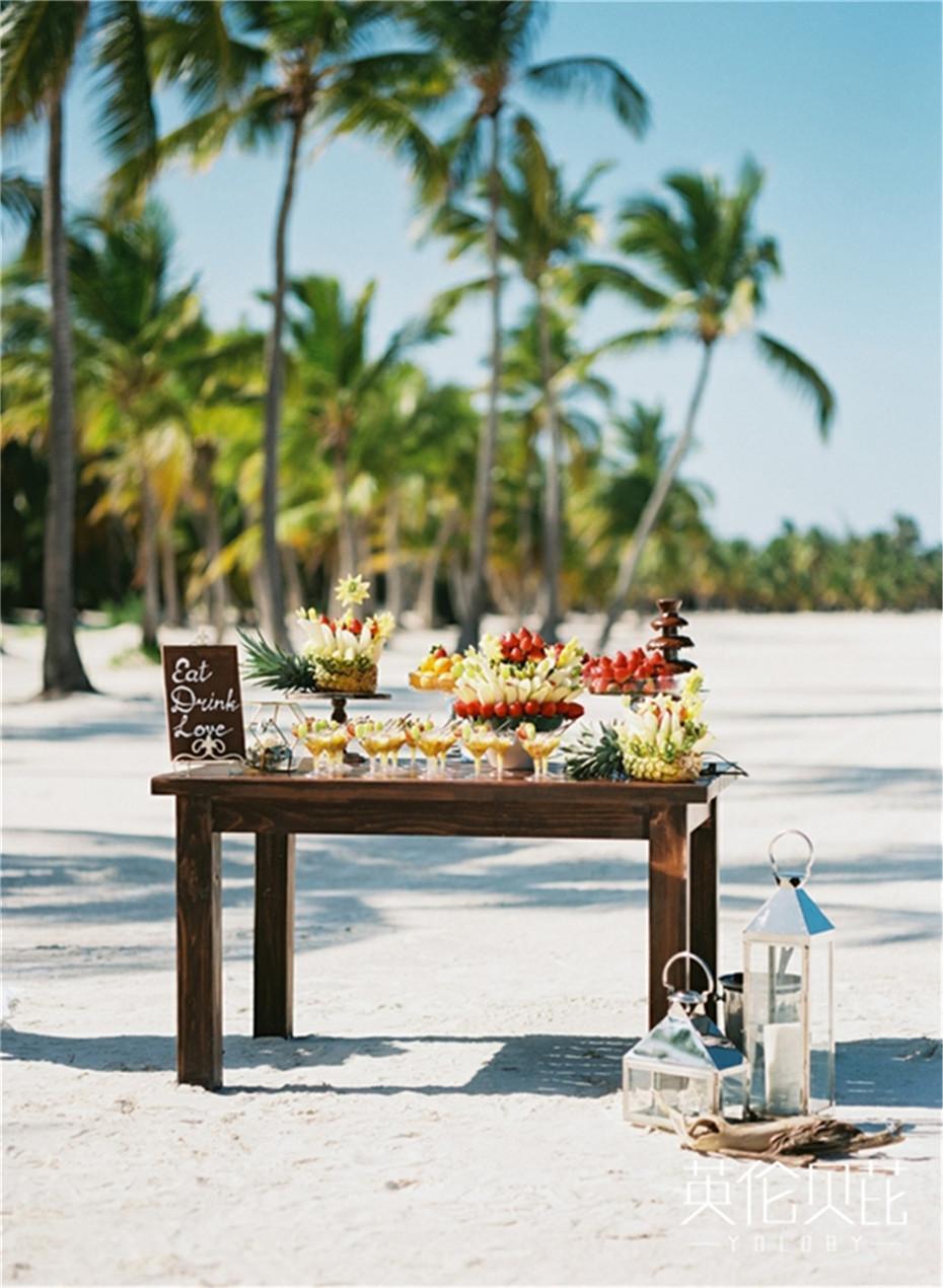 海滨目的地婚礼策划