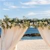 金秋沙滩婚庆策划