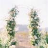 紫红色岩石峡谷私奔婚礼