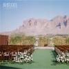 值得推荐的多彩沙漠婚礼