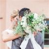 普韦布洛庄园的沙漠婚礼