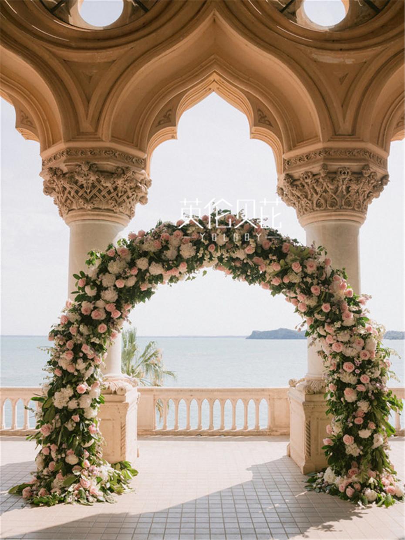 优雅的春季婚礼