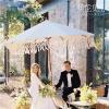优雅的户外婚礼场地灵感