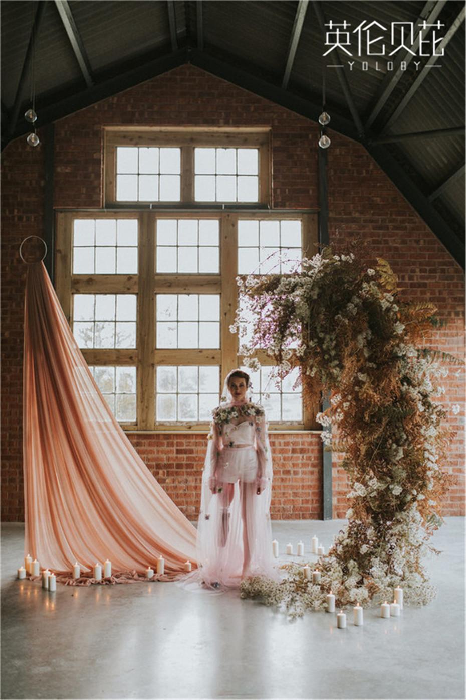 让婚庆公司帮你布置一场特别的婚礼
