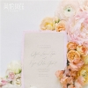 柔和浪漫的春季婚庆灵感