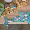 现代鲨鱼主题儿童生日派对