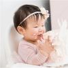桃子色+粉红色天鹅主题女孩周岁宴