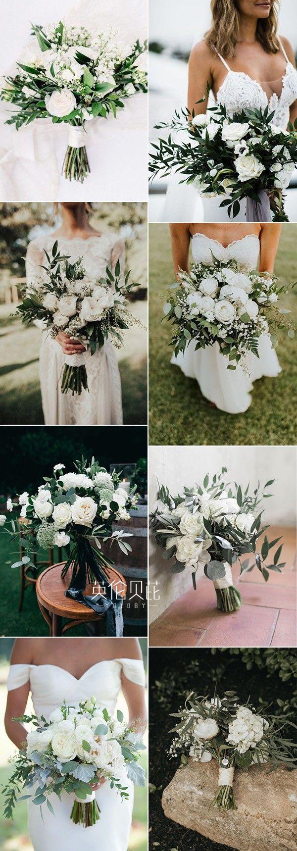 迷死万千娘娘的白色婚礼布置现场图片