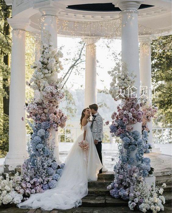 菇凉们都想要的婚庆