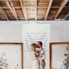 充满现代细节的秋季华丽婚礼现场图片