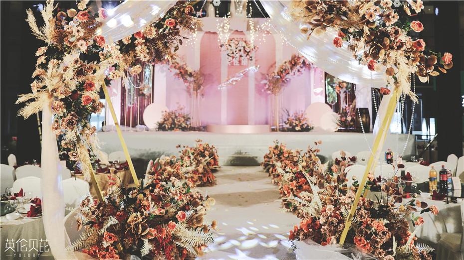 秋色田园婚礼